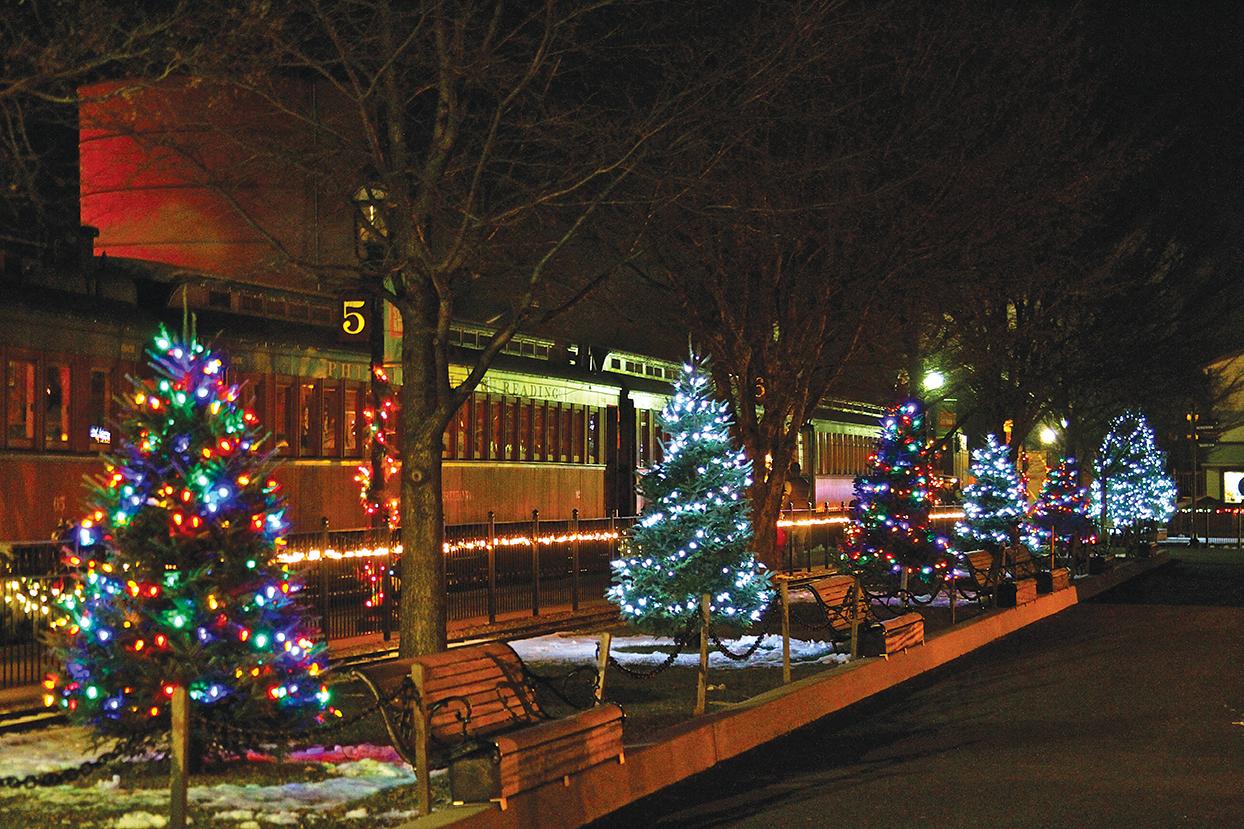 Celebrate Christmas at Strasburg Rail Road