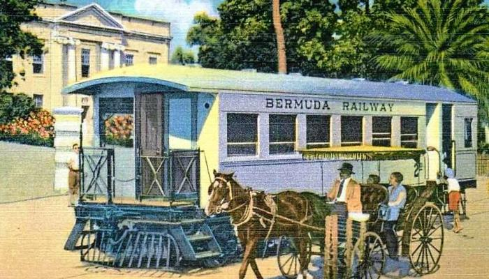 Bermuda Railway 1931-1948