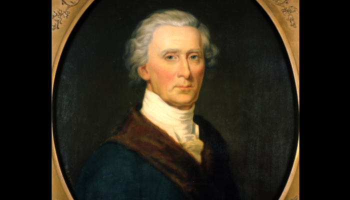 Charles Carroll, signatory of the Declaration of Independence
