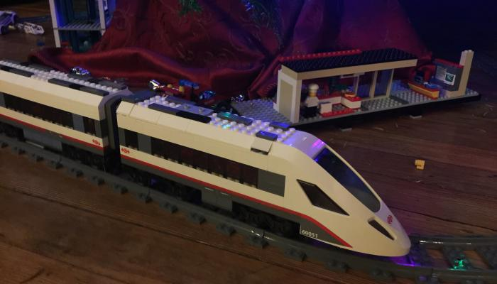 Christmas TrainEach year
