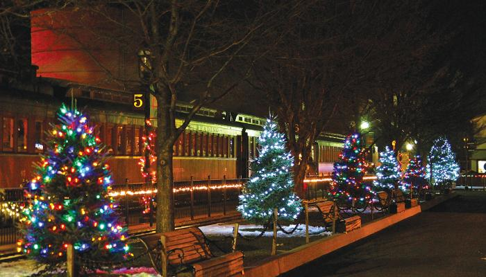 Celebrate Christmas at Strasburg Rail Road