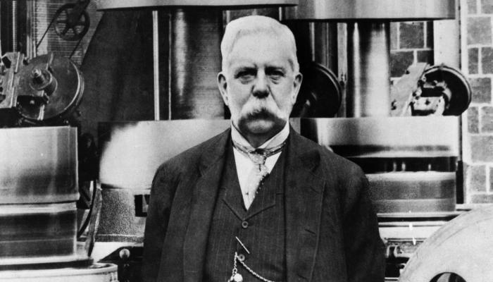 George Westinghouse (1846-1914) was one of the great inventors of the 19th century