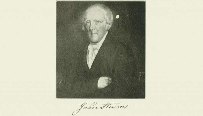 ColonelJohn Stevens