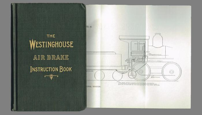 Air brakes revolutionized the railroad industry