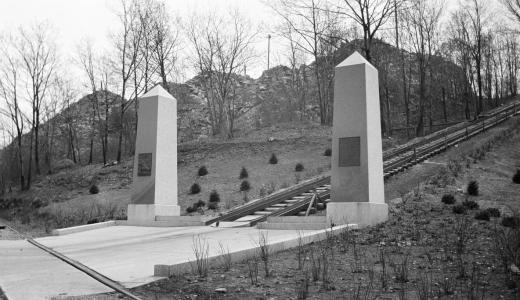 Quincy, Massachusetts Granite Railway