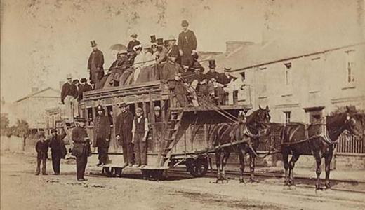 1804 The Mumbles Railway