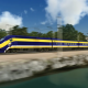 California High Speed Rail Authority bullet train